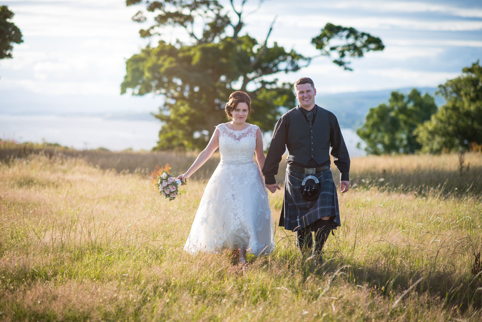 LIAM & AILSA, INGLISTON COUNTRY CLUB, GLASGOW WEDDING PHOTOGRAPHY